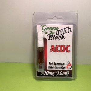 ACDC 1.0ml (500mg) Cartridge